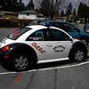 Bellevue, WA Police Beetle (Dare car)