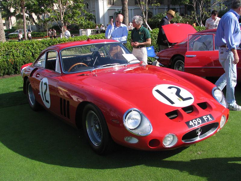 Ferrari 330LMB