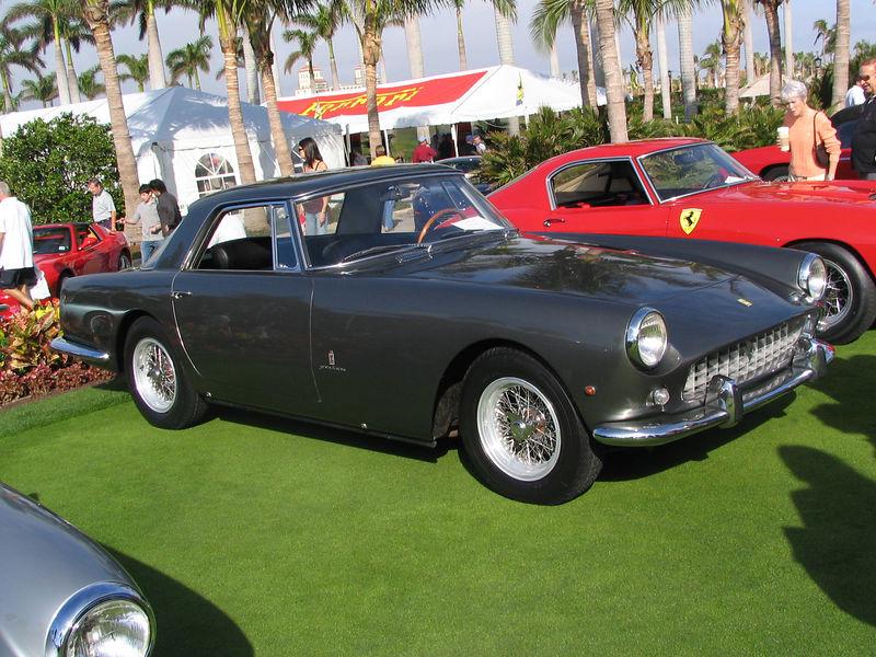 Ferrari 250GT Pinin Farina Coupe