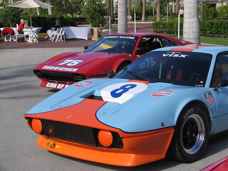 Ferrari 308 GTB Michellotto racecars