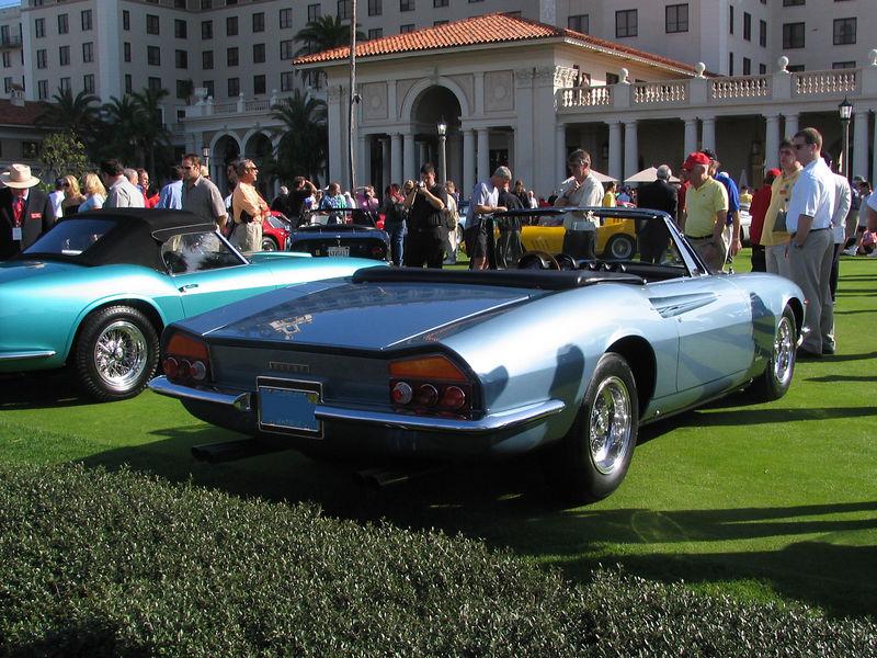 Ferrari 365GTS California Spyder