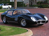 Maserati 450S Costin-Zagato Coupe. This car was actually the first 450S constructed. It was built from a 300S frame and then had the coupe body added for Le Mans. After Maserati withdrew from racing this car was modified for street use (including several body adjustments).