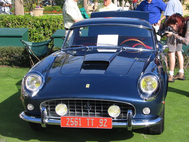 Ferrari 250GT SWB California Spyder