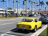 Ferrari 275GTB in downtown Palm Beach