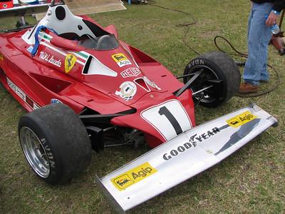 Ferrari 312 F1 1976