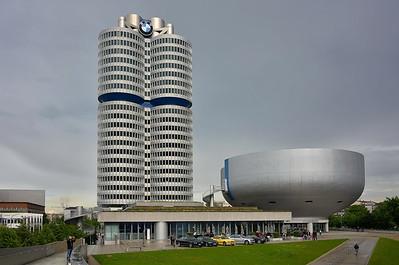 BMW Welt  - Museum