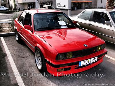 Chapman BMW - Car Show