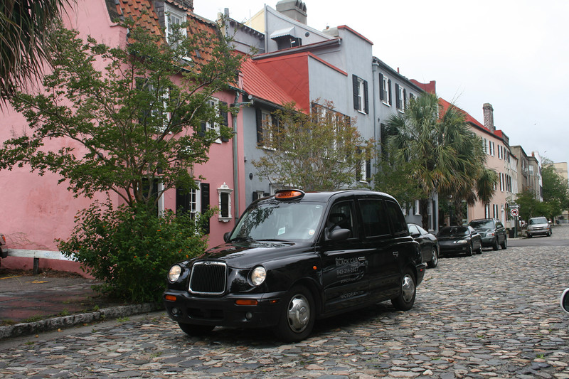 Charleston black cab company british taxi
