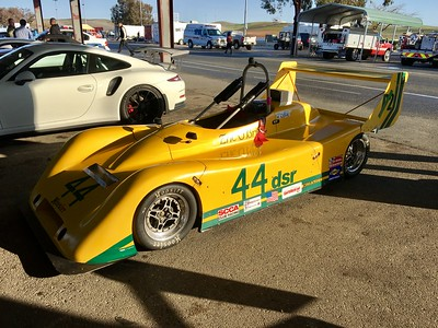 Dec 31, SCCA SFR Test Day