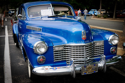 Chester County Antique Car Show