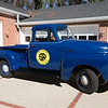 March 2005:  In temporary Southern Railway regalia for Georgia Tech Auto Show.