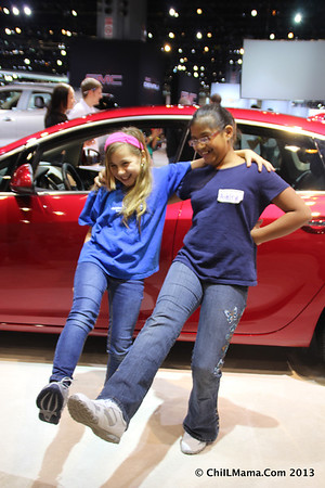 Chicago Auto Show 2013-Friday Press Preview