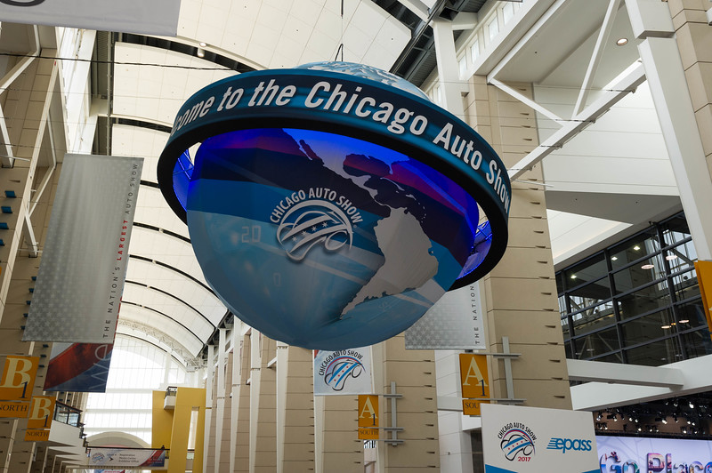 Chicago Auto Show 2017