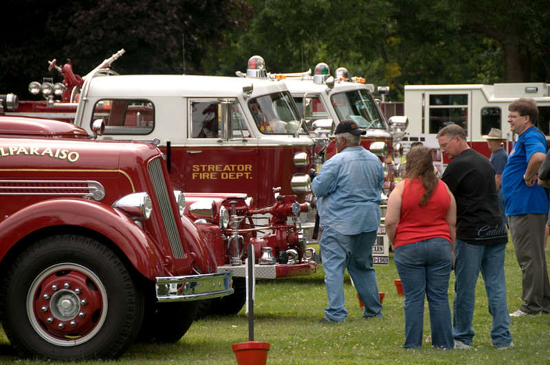 Chicagoland Emergency Vehicle Show - Mooseheart, Batavia - August 1, 2009
