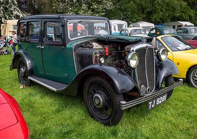 1935 Morris Twelve Four
