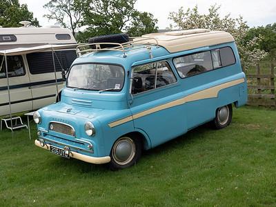 1960 Bedford CA Motorhome