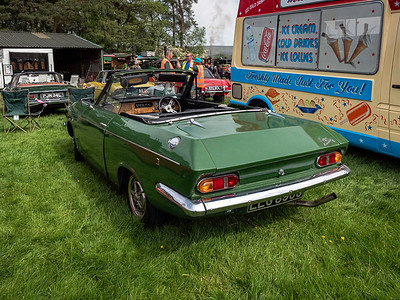 1969 Bond Equipe 2-Litre GT Mark II Convertible