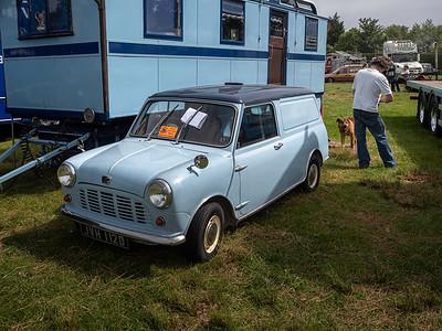 1966 Austin Mini Van
