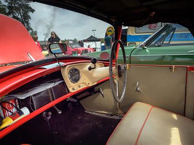 1960 Bond Minicar