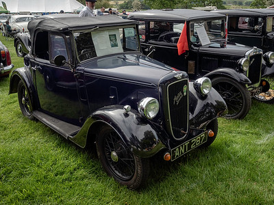 1938 Austin Seven Opal