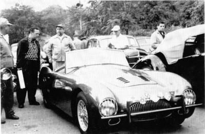 1950 Dr. Samuel Scher, first owner