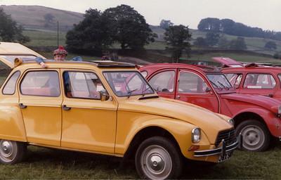 1979 Citroën Dyane 6 Weekend