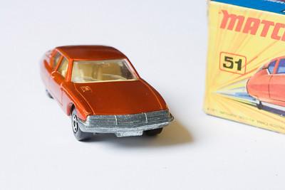 Matchbox 51 – Citroen SM