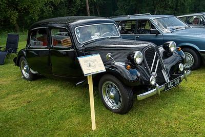 1955 Citroën 'Traction Avant'