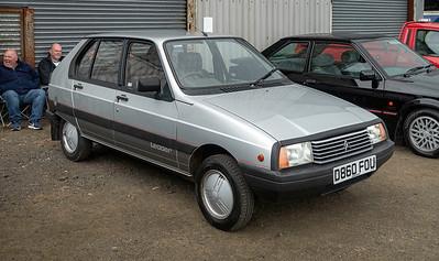 1986 Citroën Visa 10E 'Leader'