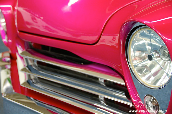 Classic Auto Collection, Las Vegas 2012
