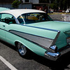 1957 Chevy Bel Air<br /> Starting to see some fins