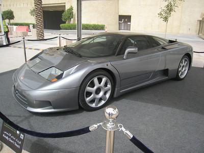 1996 Bugatti EB110