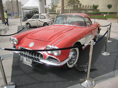 1959 Cev Corvette