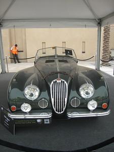 1956 XK140 Jaguar