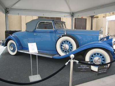 1931 Pierce Arrow