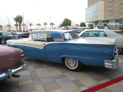 Classic Car Show Dubai