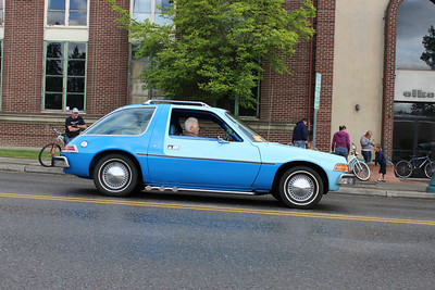 "Wayne's World AMC Pacer.   ""the mirth-mobile"",  Party time, Excellent!!!  It was just missing the licorice dispenser."