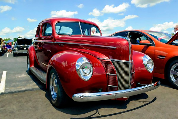 "1940 Ford Coupe. ""Ford Deluxe"""