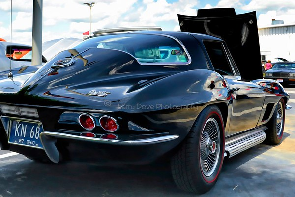 1967 Corvette coupe   327/350hp