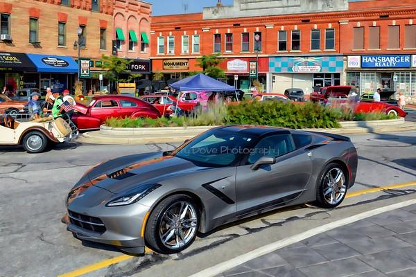 Corvette, Angola, Indiana