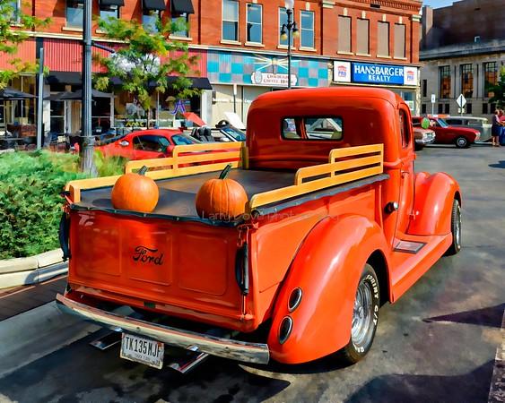 """1937 Ford """"Pumpkin"""""""