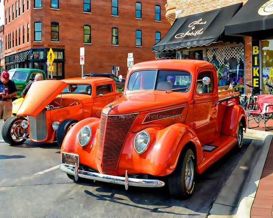 1937 Ford Pick-up