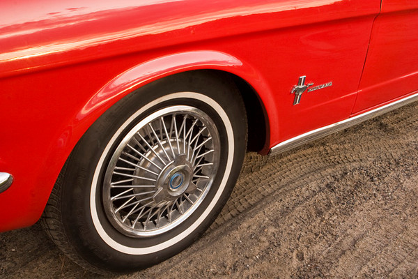Classic Cars and Byways 1966 Ford Mustang