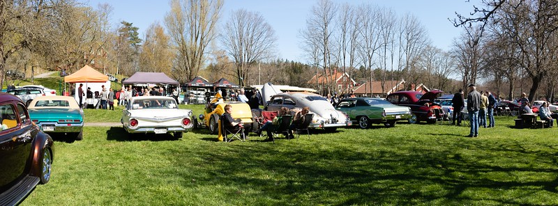 Classic Cars and Customs Spring Meet 5 maj 2018