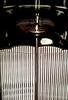 Packard radiator; Bill's favorite marque