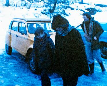 Our 1979 Citroën Dyane 6 Weekend