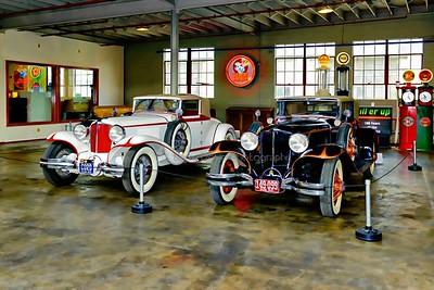 1929 & 1930 Cord at NATMUS