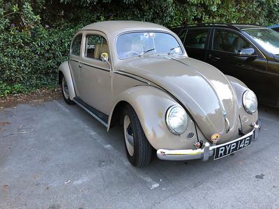 1955 Volkswagen 1200 (Beetle)