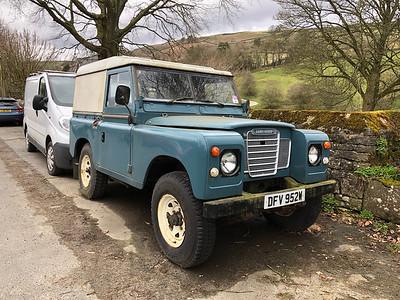 """1980 Land Rover 88"""""""