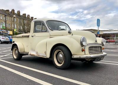 1965 Morris 6 cwt Pickup